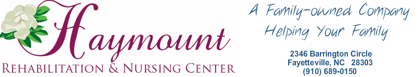 Haymount Rehabilitation & Nursing